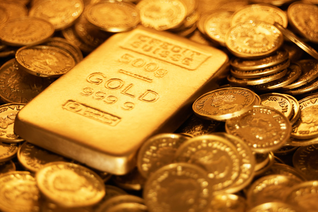All that glitters….Is gold the most obvious buy in the market?